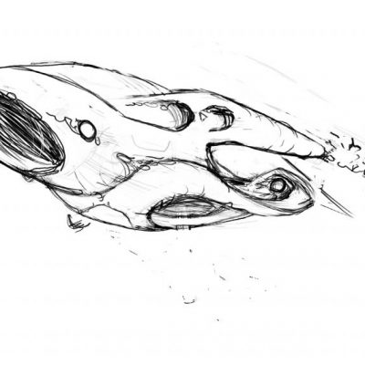 Alien vehicle